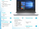 Notebook ProBook 650 G5 i7-8565U W10P 512/16/DVD/15,6  7KN82EA