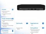 Komputer ProDesk 600DM G6 i5-10500T 256/16/W10P      1D2G3EA