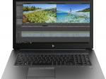 Laptop ZBook 17 G6 i7-9850H 1TB+256/16/W10P  6TV07EA
