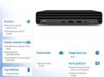 Komputer EliteDesk 800DM G6 i9-10900T 512/16/GTX1660Ti/W10P  1D2M3EA